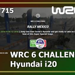WRC 6 Challenge 22-28DEC - AUTÓDROMO DE LEÓN - Hyundai i20
