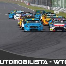 Automobilista - WTCC 2016 - Imola