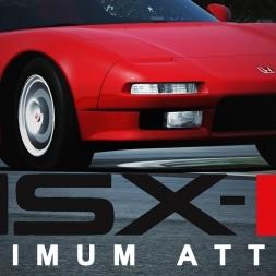 Limit Handling Demonstration - Honda NSX-R @ Maximum Attack