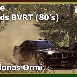 Dirt Rally - League - Legends BVRT (80's) - Ampelonas Ormi