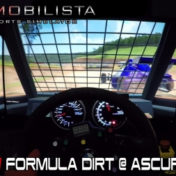 Automobilista Race - New Formula DIRT @ Ascurra