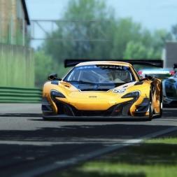 Baseline Setup (AC): McLaren 650s GT3