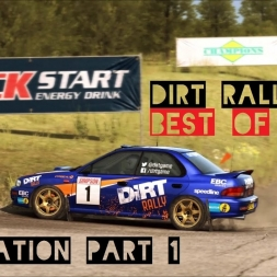 DiRT Rally | BEST of SOUND Compilation Part 1 | Pure Sound