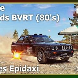 Dirt Rally - League - Legends BVRT (80's) - Pedines Epidaxi