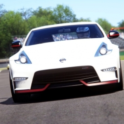 Assetto Corsa - Nissan 370Z - Graphics mod Gameplay 1440p 60fps