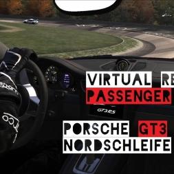 VIRTUAL REALITY Passenger View | Porsche GT3 RS Nordschleife | Assetto Corsa [Oculus Rift]