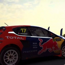 Dirt Rally Online - Peugeot 208 RX
