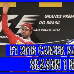 Sauber Career Mode Season 1 Review