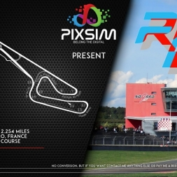 rFactor2 * Nogaro v1.8 [download]