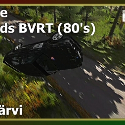 Dirt Rally - League - Legends BVRT (80's) - Pitkäjärvi