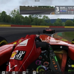 Assetto Corsa Ferrari 138 SPA Online Race