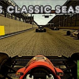 80's Classic Season - Race 4: Sao Paulo