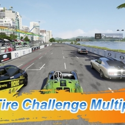 Drag-tire Challenge Multiplayer!