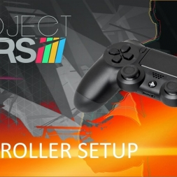 Project CARS Controller Setup ( easy control )