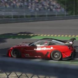 Assetto Corsa 1.11.3 - Ferrari 599XX Evo - New Sound Update!