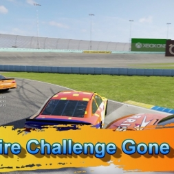 Drag Tire Challenge Gone Wrong