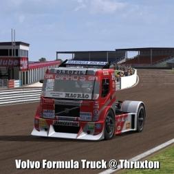 Volvo Formula Truck @ Thruxton - Automobilista 60FPS