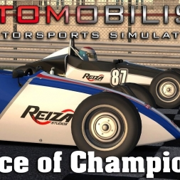 Automobilista | RaceDepartment Race of Champions 2016