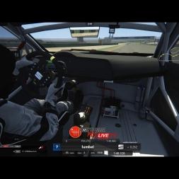 Seat Leon Cup Racer 2015 / Ricardo Tormo / Race / Multiplayer / Assetto Corsa