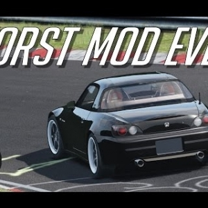 Worst mod ever for Assetto Corsa! Honda S2000