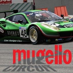 ► Assetto Corsa Ferrari 488 GT3 Skin