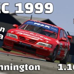 Assetto Corsa | BTCC 1999 | Nissan Primera | Donnington | 1.10,851