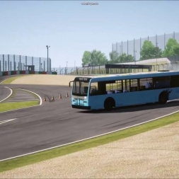 #3-360 REVERSE ENTRY - WITH A BUS!!!