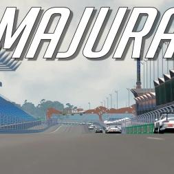 Majura Valley - A believable fantasy track for Assetto Corsa - Porsche 911 GT3 R