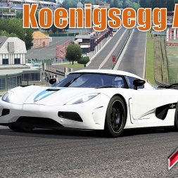 Koenigsegg Agera HOTLAP at Spa - Assetto Corsa - Mod Download