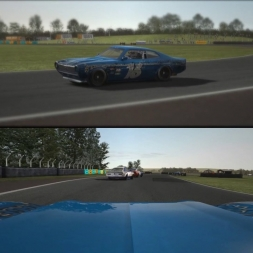 rFactor 2: Muscle Cars At Croft