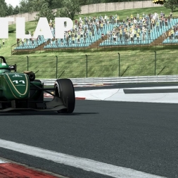 R3E Formula RaceRoom 3 at Hungaroring - 1:35.169