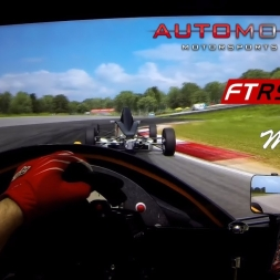 Formula Trainer @ Mid-Ohio Sports Car Course.