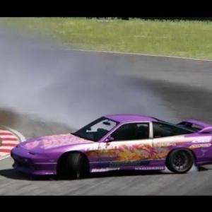#1 - Assetto Corsa - Nissan 180sx - Crazy 360 Reverse Entry Drift