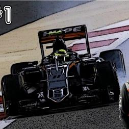 F1 2016 Career - S3R1: Bahrain - New Year, New Season, New Team