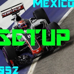 Mexico GP - Haas F1 Team - Setup (1.19.052) No Assists
