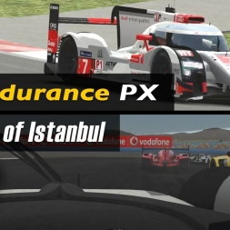 rFactor 2 - URD Aura PX1 (beta) - Istanbul GP