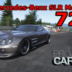 Project Cars * Mercedes-Benz SLR McLaren 722 Edition [download]