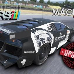 Project Cars * Lamborghini Murcielago LP670-4 R-SV GT1 [v1.02 released)