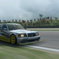 R3E  Hotlap   Mercedes DTM 92 @ Zandvoort