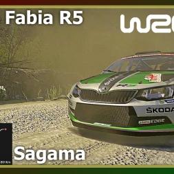 WRC 6 - Sadama - Skoda Fabia R5