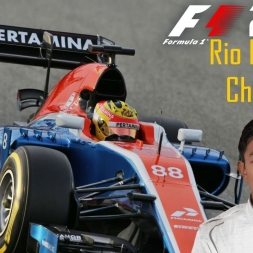 F1 2016 | Haryanto's Return: Part 6 Monaco | THE SAFETY CAR CRASHED