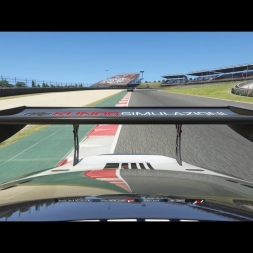 Mercedes AMG GT3 / Barcelona / Race / Multiplayer / Assetto Corsa