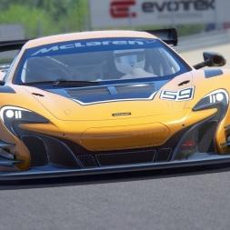 Assetto Corsa - Mclaren 650S GT3 Race - Graphics mod 1440p 60fps