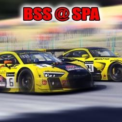 BSS @ Spa | SOF 4260 | 2017 S1W4