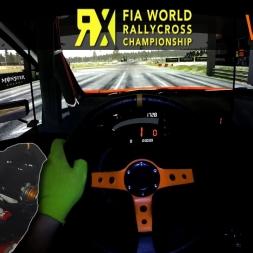 Dirt Rally || RallyCross || Real and virtual comparison