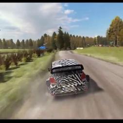 DIRT RALLY | FINLAND JUMP BUG