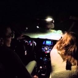 Snow Fun | Kata Bozó & Balázs Toldi | Suzuki Swift Sport & Ford Fiesta ST