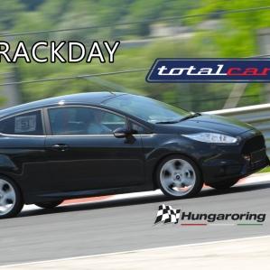 TOTALCAR TRACKDAY 5   Ford Fiesta ST   Hungaroring   2014.06.07