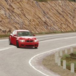 Assetto Corsa | Transfăgărășan Hill Climb | BMW 1M | OnBoard