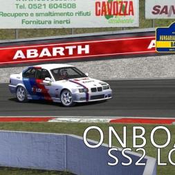 rallyFactor Hungarian Rally Championship 2015 | Barum Rally | SS0 Zlín | Balazs Toldi OnBoard